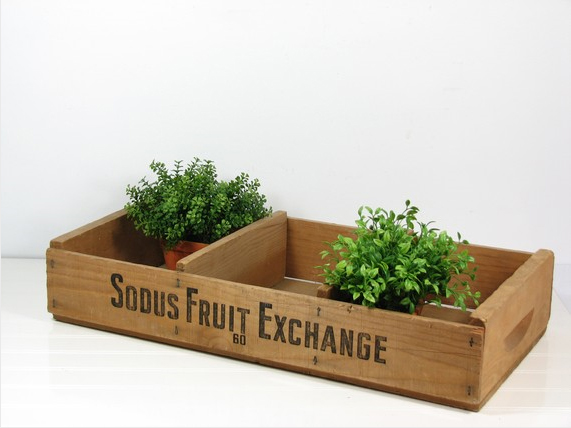 Country living home decor lifestyle by swedeheart using for Buy wooden fruit crates