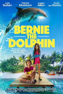 Bernie The Dolphin 2018 Custom HD Dual Latino 5.1