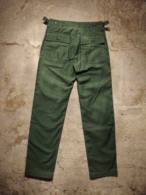 FWK by Engineered Garments Fatigue Pant Fall/Winter 2014 SUNRISE MARKET