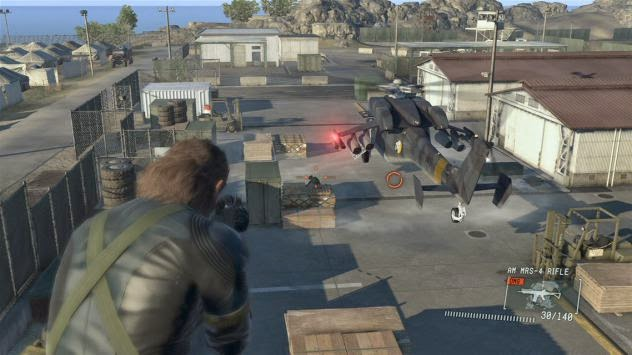 Metal Gear Solid V Ground Zeroes Full Crack