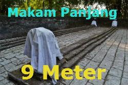 Makam Panjang 9 Meter