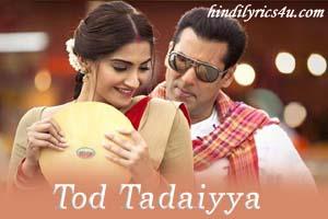 Tod Tadaiyya