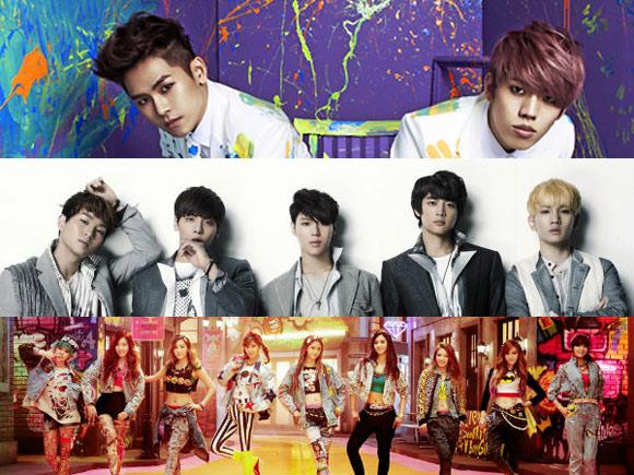 Nhóm nhạc Kpop được yêu thích nhất thế giới, kpop, 360 kpop, nhom nhac duoc yeu thich nhat