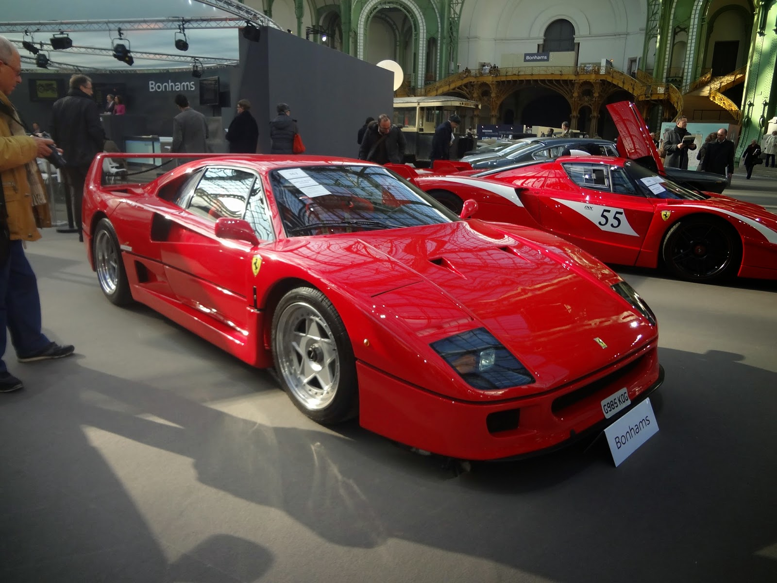 DSC03913 Fabulous Ferrari Mondial T In Vendita Cars Trend