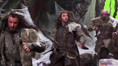 Thorin (Richard Armitage), Kili (Aidan Turner)
