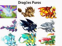 DRAGÕES PUROS