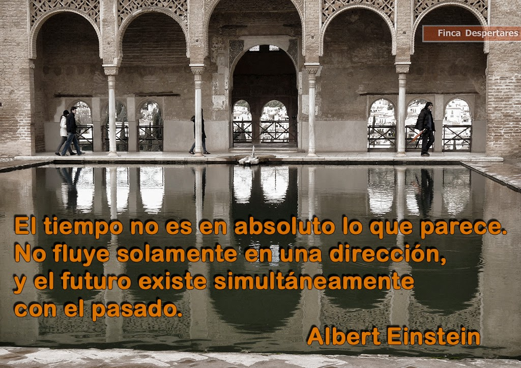 Finca Despertares - Albert Einstein