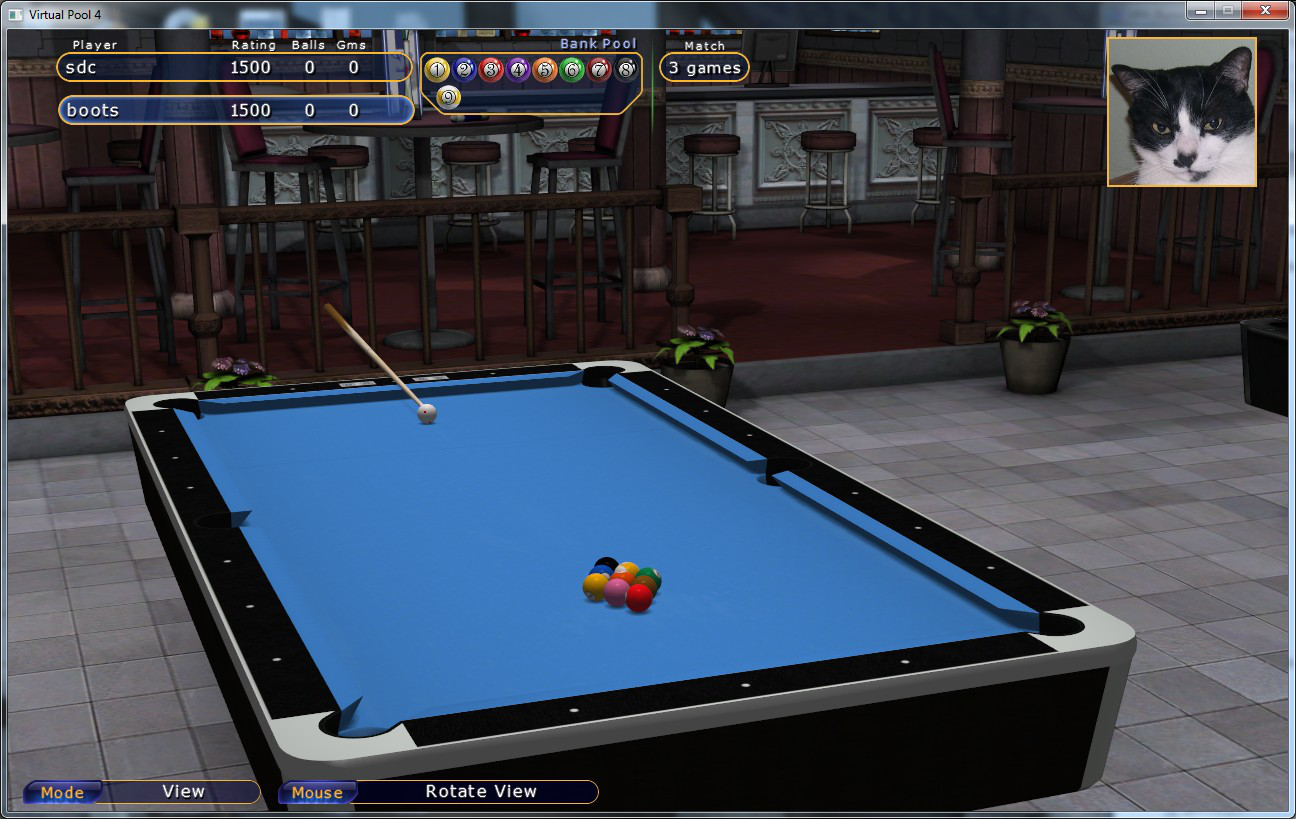 virtual pool 4 game free software download patch