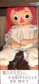 Muñeca Annabelle