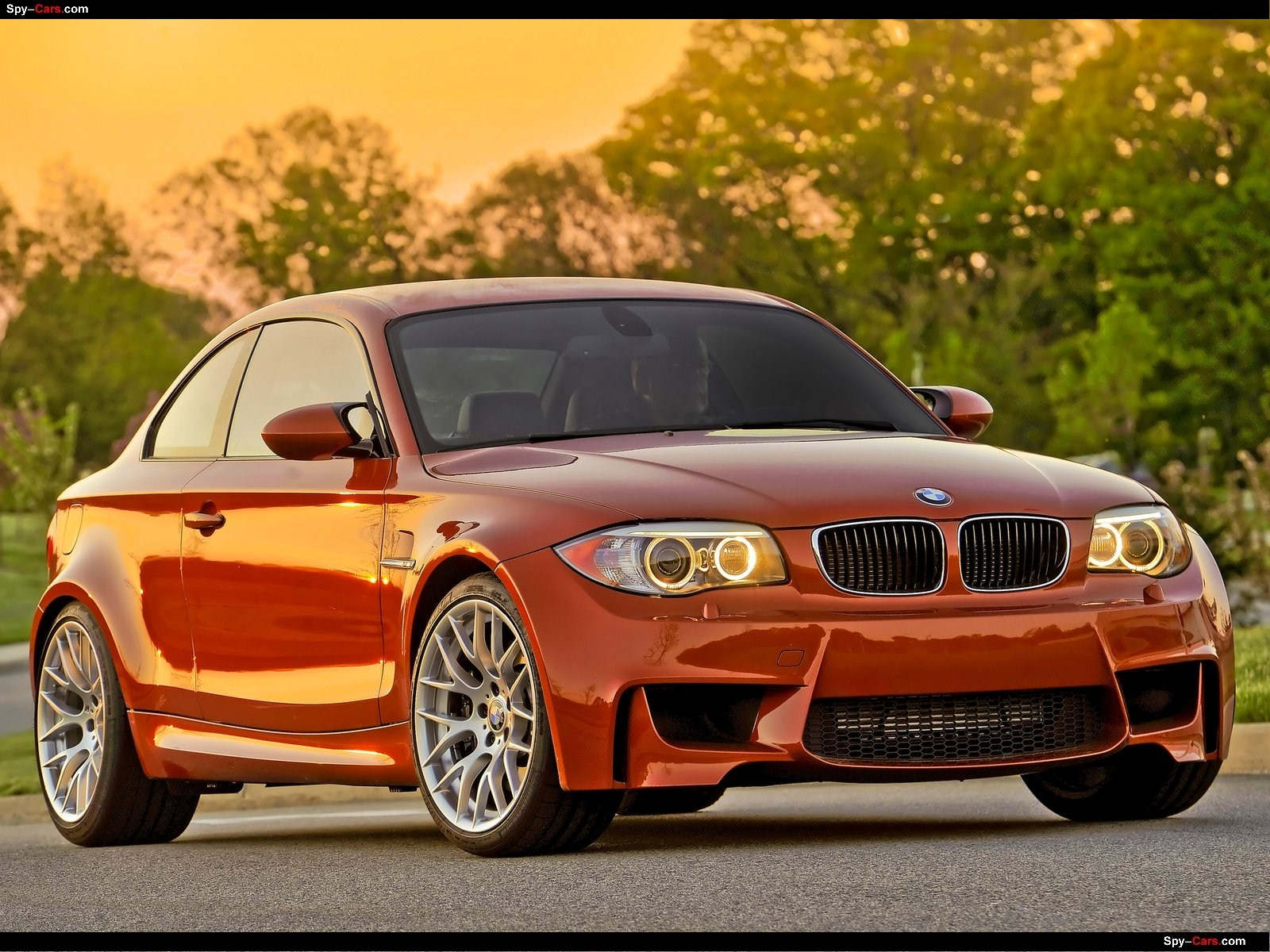 2010 BMW 1 Series M Coupe US Version photo - 1