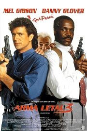 Arma letal 3 (Lethal Weapon 3) (1992)