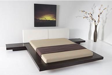 Decoraciones y modernidades modernos dormitorios estilo - Habitacion estilo zen ...