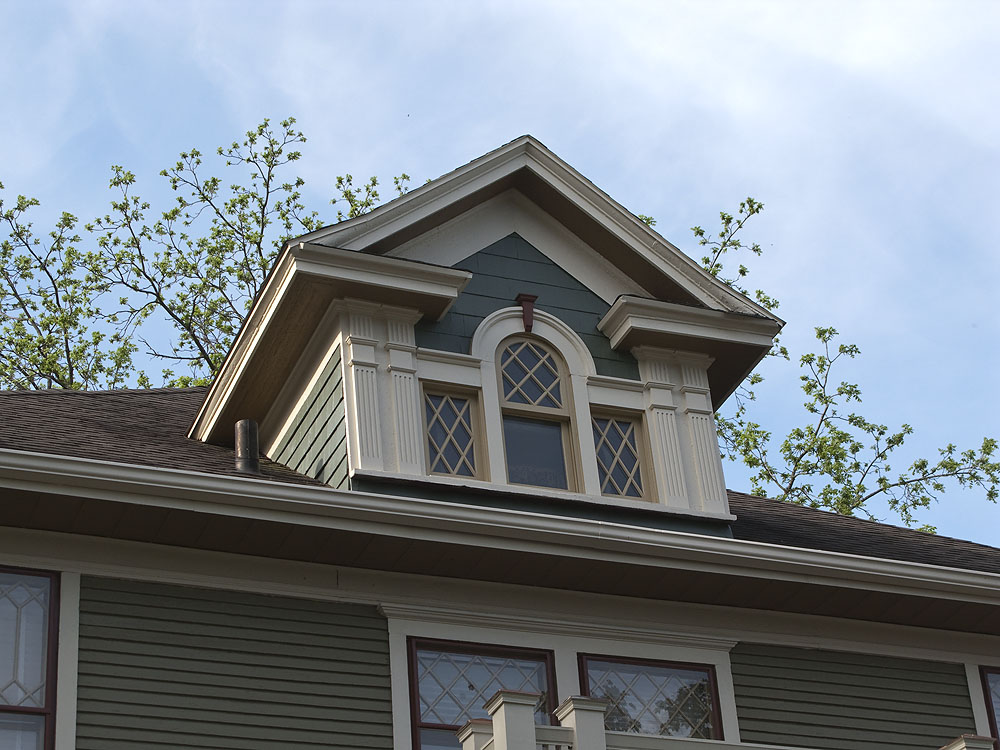Frame Notes Off Topic Attic Windows and Dormers