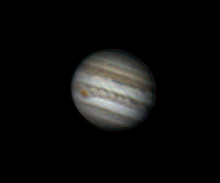 Jupiter May 10 2017