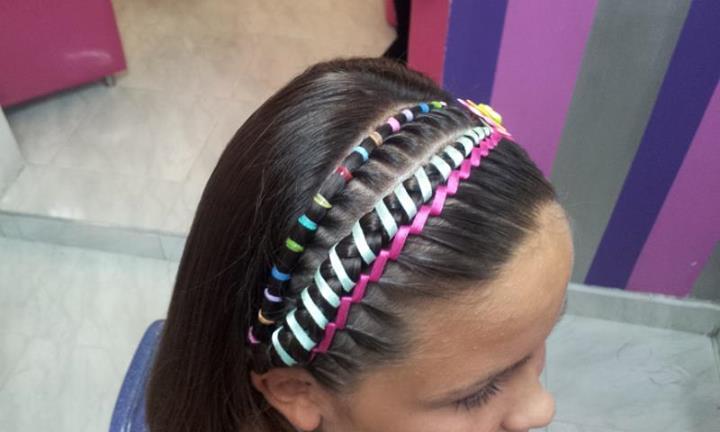 Cursos de Peinados Infantiles Presenciales y Por Internet Facebook - Cursos De Peinados Infantiles