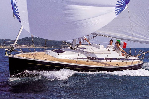 Vacanze in barca a vela centro italia vela s r l for Accessori per barca a vela