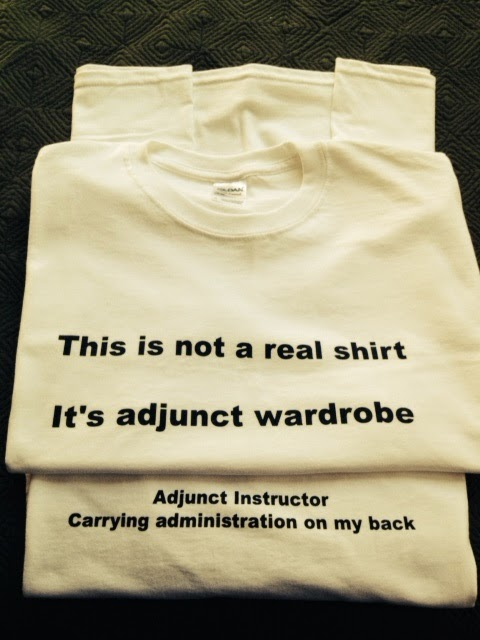 Adjunct Tees