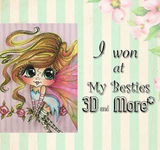 3 juni 2020 #5 gewonnen bij mybesties3DandMore
