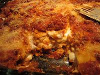 Lasagna Better than Cheese Ricotta Tofutti