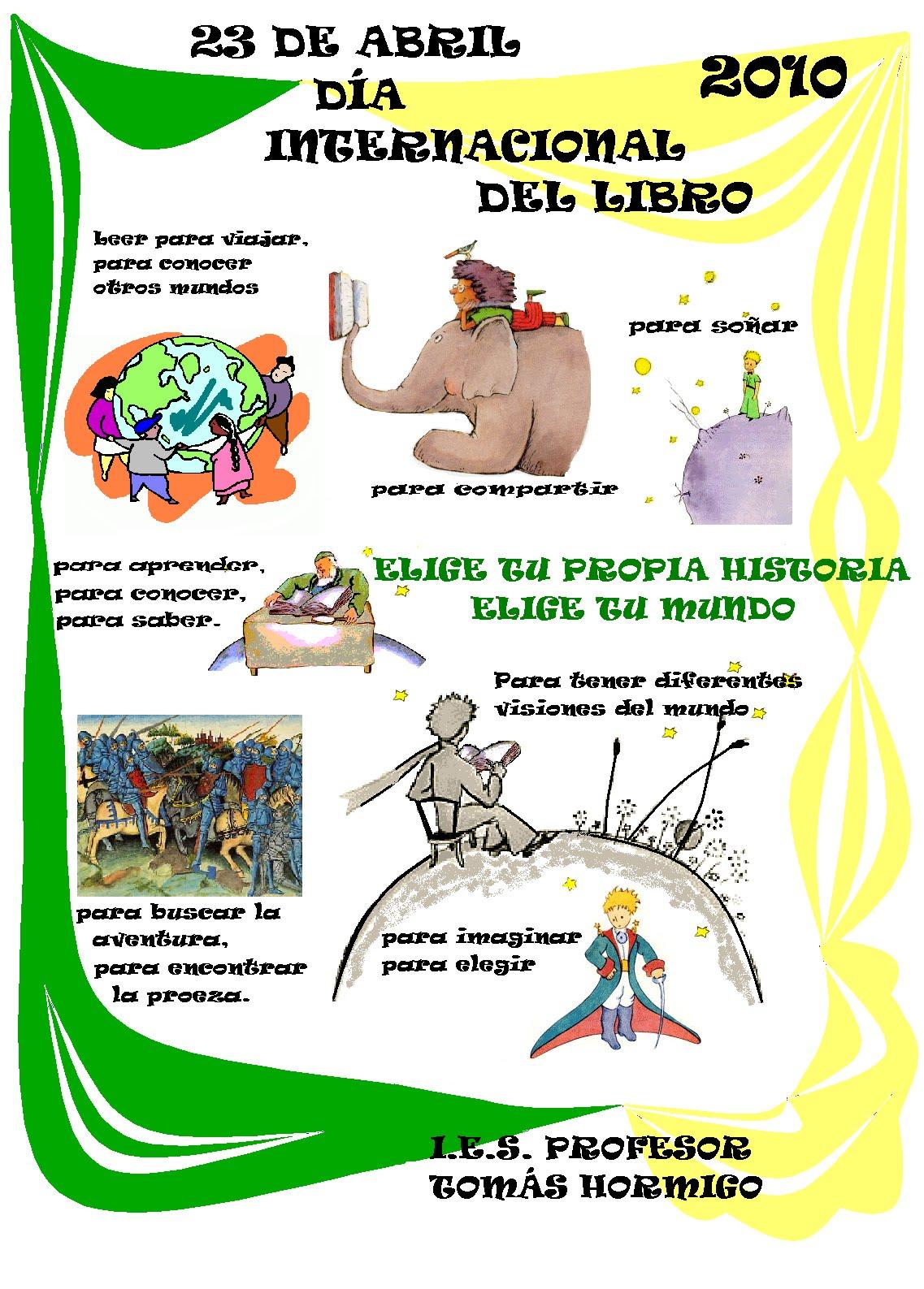 Semana del Libro 2010