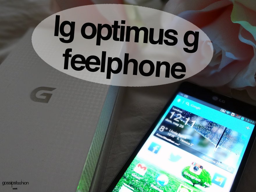lg optimus g feelphone comprar moviles telefono movil smartphone android telephone mobiles