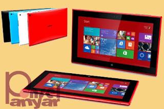 spesifikasi nokia lumia 2520 spesifikasi nokia lumia 2520 nah untuk