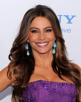 Celebrity  Hairstyles - Sofia Vergara