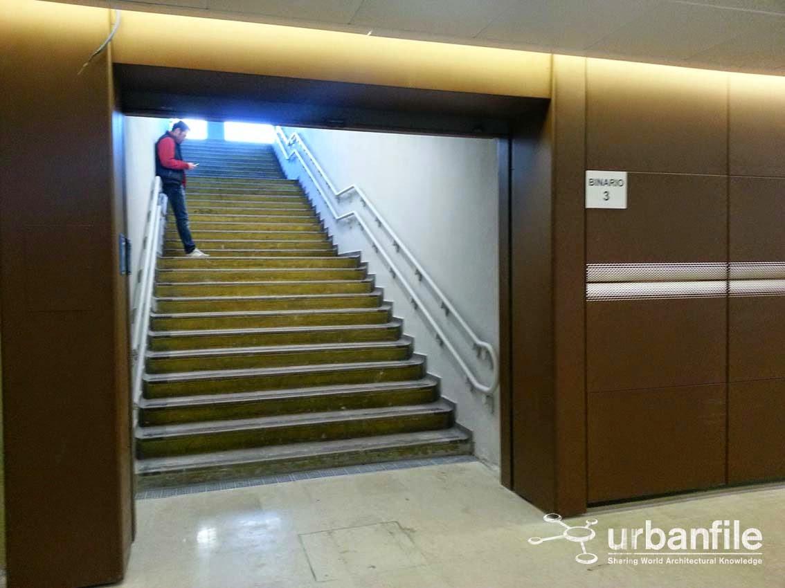 Urbanfile milano zona porta garibaldi i lavori alla - Stazione porta garibaldi indirizzo ...