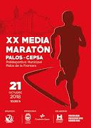 XX MEDIA MARATÓN PALOS-CEPSA