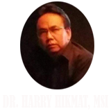 DR. Harry Hikmat, M.Si