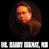DR. Harry Hikmat, M.Si