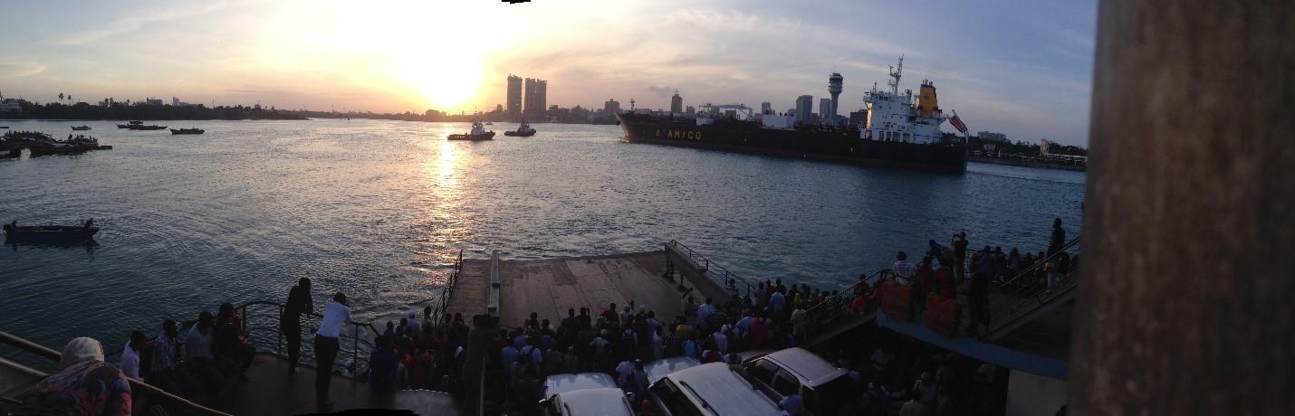 Port of Dar