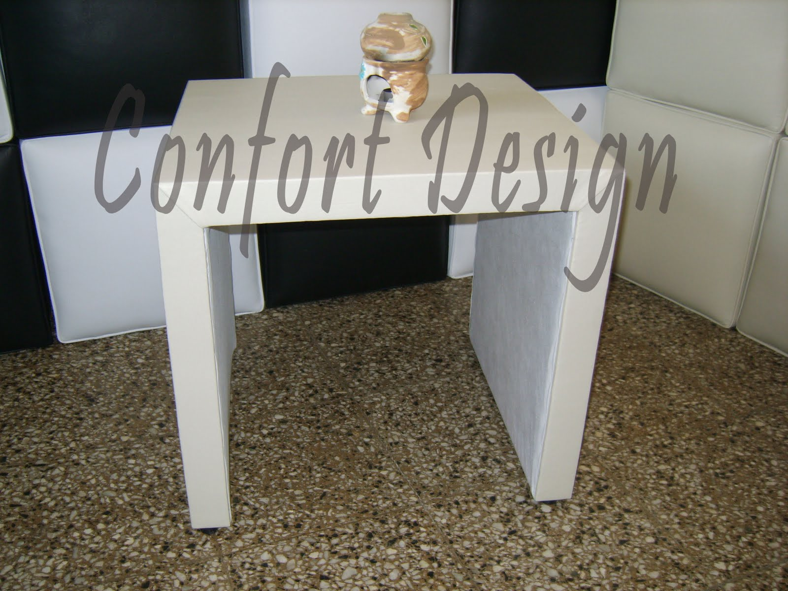 Confort Design Sillones Mesas Para Su Living 105