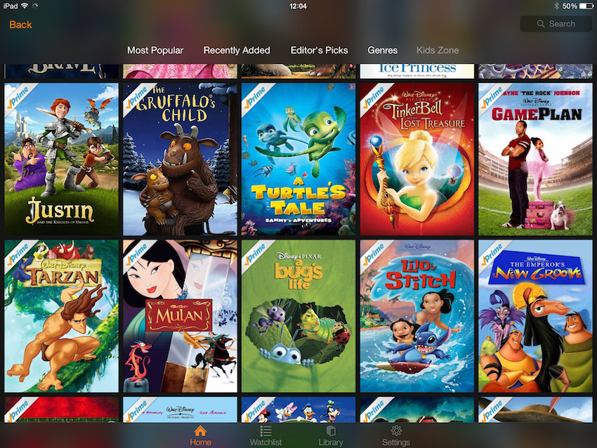 Morgan's Milieu | Amazon's Prime Instant Video: Kids and adults can enjoy on-demand TV shows and movies.