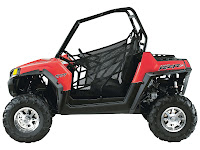 2012 Polaris Ranger RZR S 800 ATV pictures 1