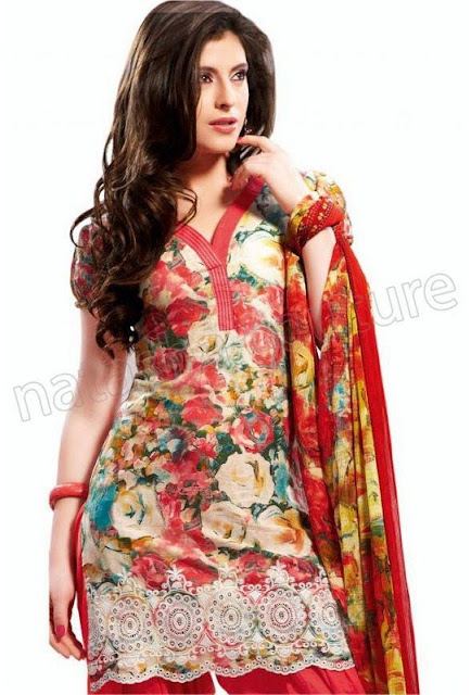 Girls Casual Wear Collection 2013 By Natasha Couture