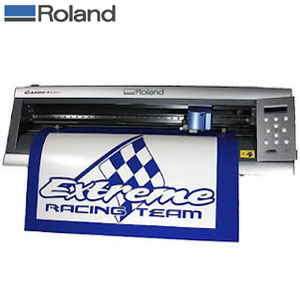 gambar, mesin cutting sticker, plotter, roland, gx-24