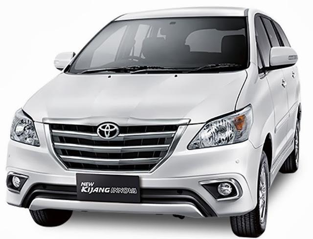 Harga Toyota All New Innova Di Balikpapan