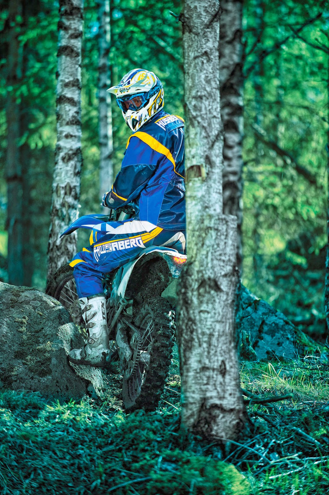 Husaberg FE 570 Bikes Desktop Wallpapers