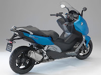 2012 BMW C600 Sport Scooter pictures 5