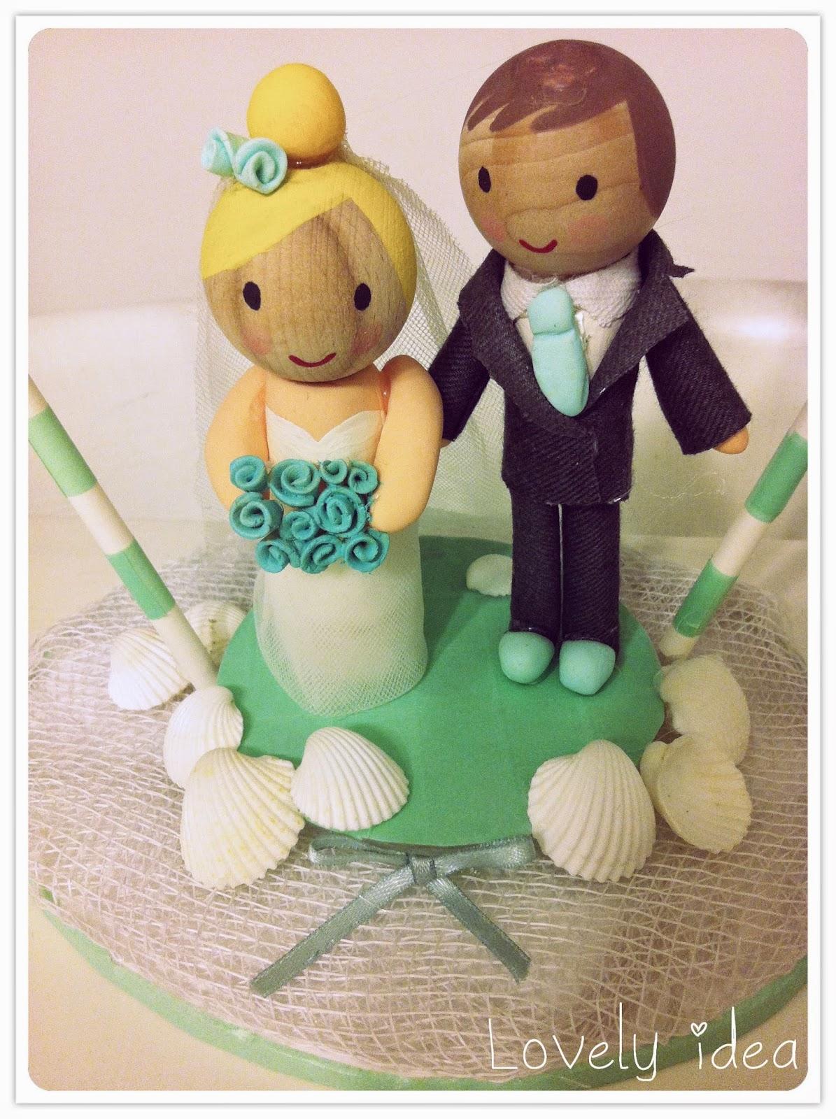 cake topper diy