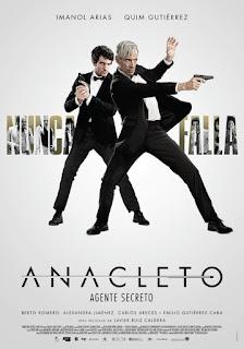 Watch Spy Time (Anacleto: Agente secreto) (2015) movie free online