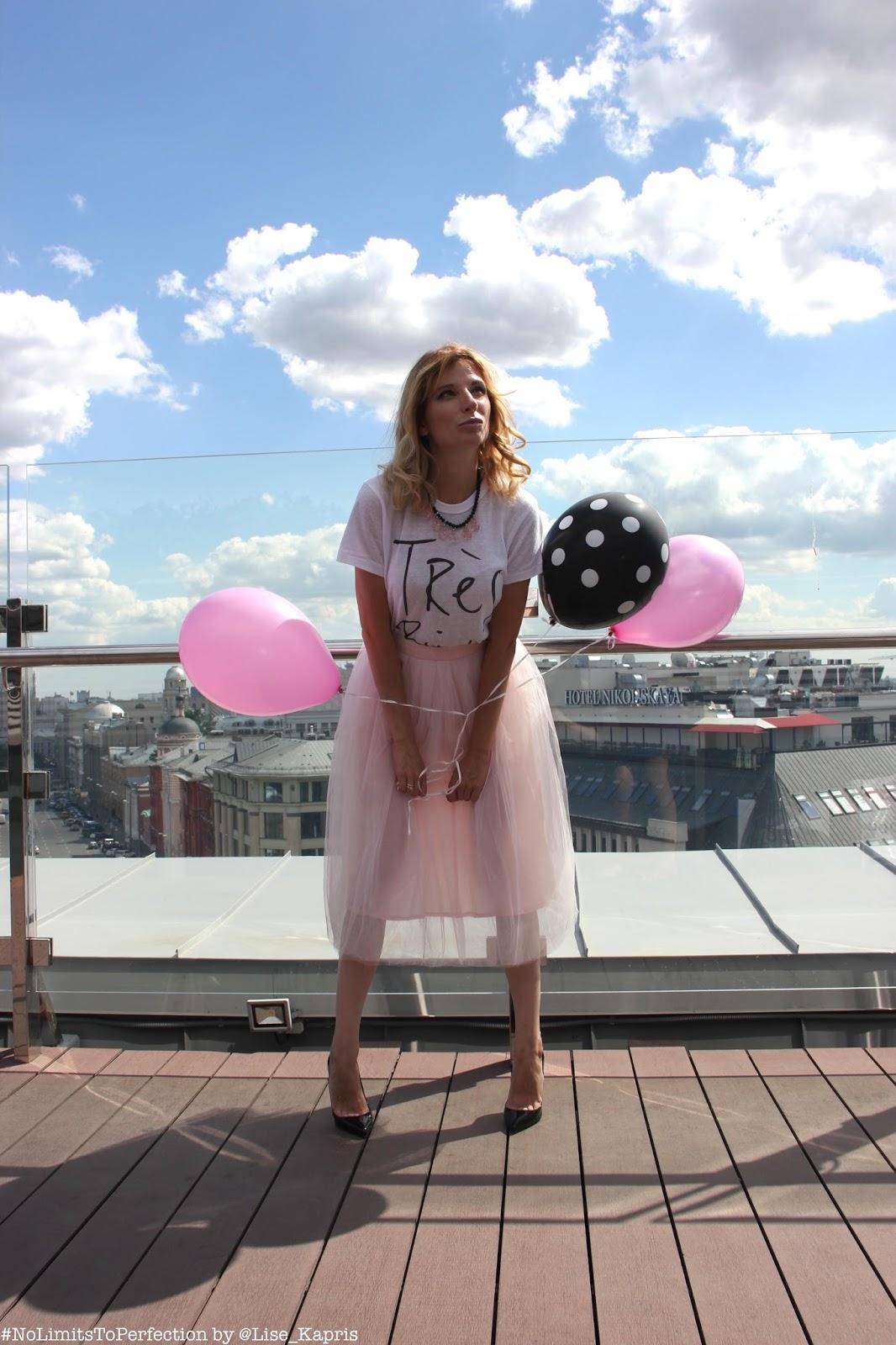 Топ-блогеры Москвы Lise Kapris