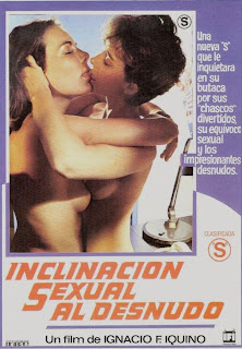 Inclinación sexual al desnudo 1982