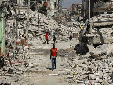 80 MIL DESPLAZADOS EN HAITI A 5 AÑOS DEL TERREMOTO