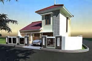 10 contoh desain rumah minimalis rumah minimalis