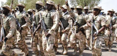 Nigerian Army Begins Recruitment Of 9,000 Personnel