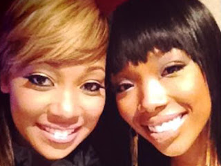 News // Brandy & Monica, Un Nouveau Duo!