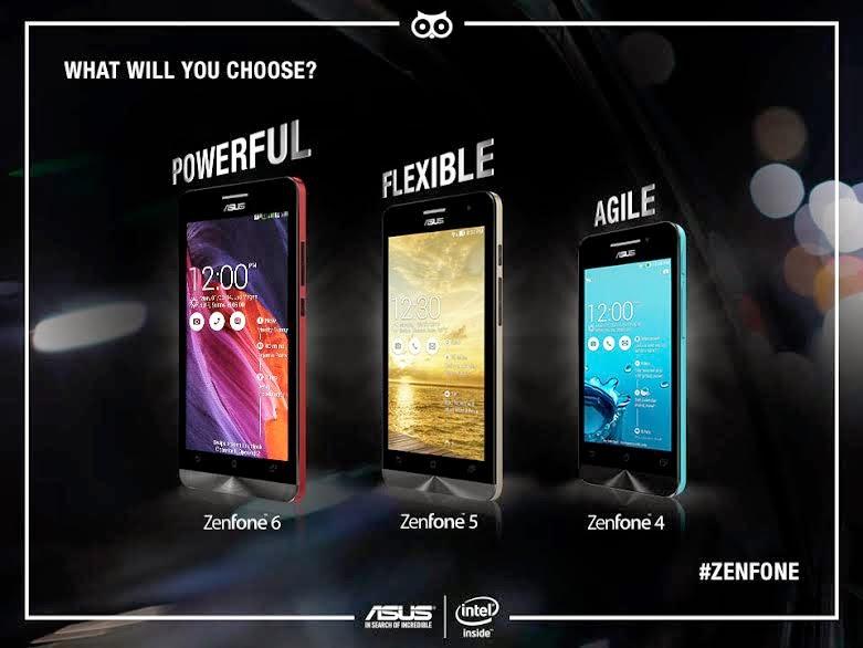 ASUS ZenFone 5 For Vivid Night Photos