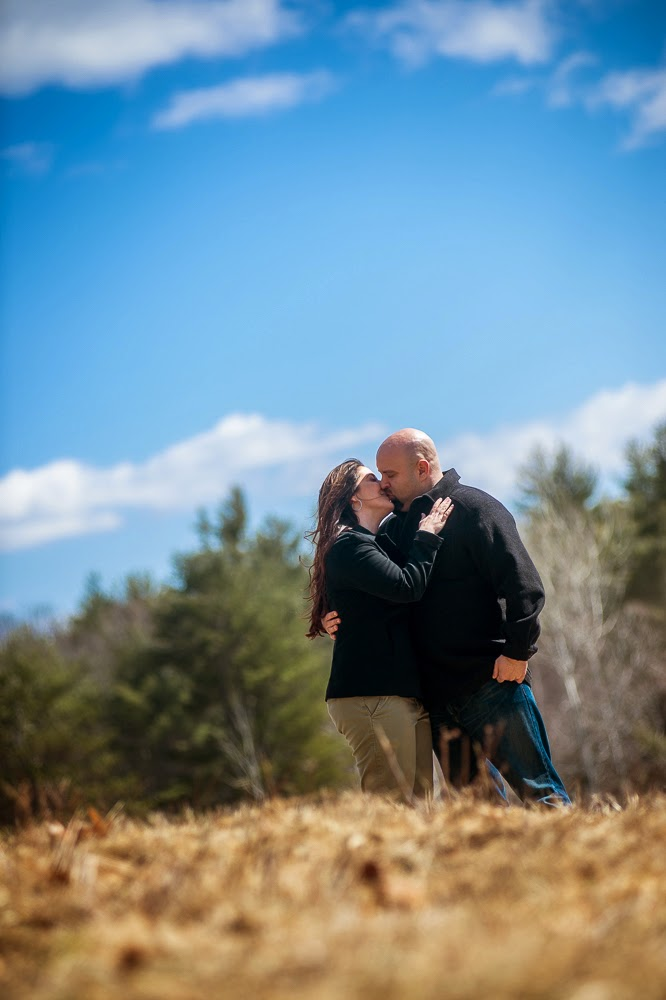 Boro Photography: Creative Visions, Heather and Shane, Sneak Peek - Spring Love!, Peterborough NH, Wedding and Event Photography
